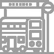 In der Umgebung von Bahnhöfen/ Busbahnhöfen